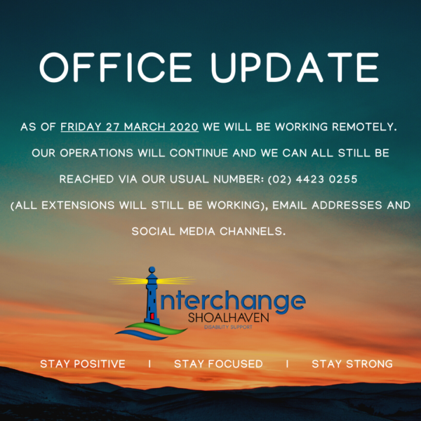 Office Closed from Friday 27 March