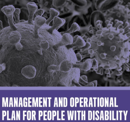 Government Plan for People with Disabilities During COVID19
